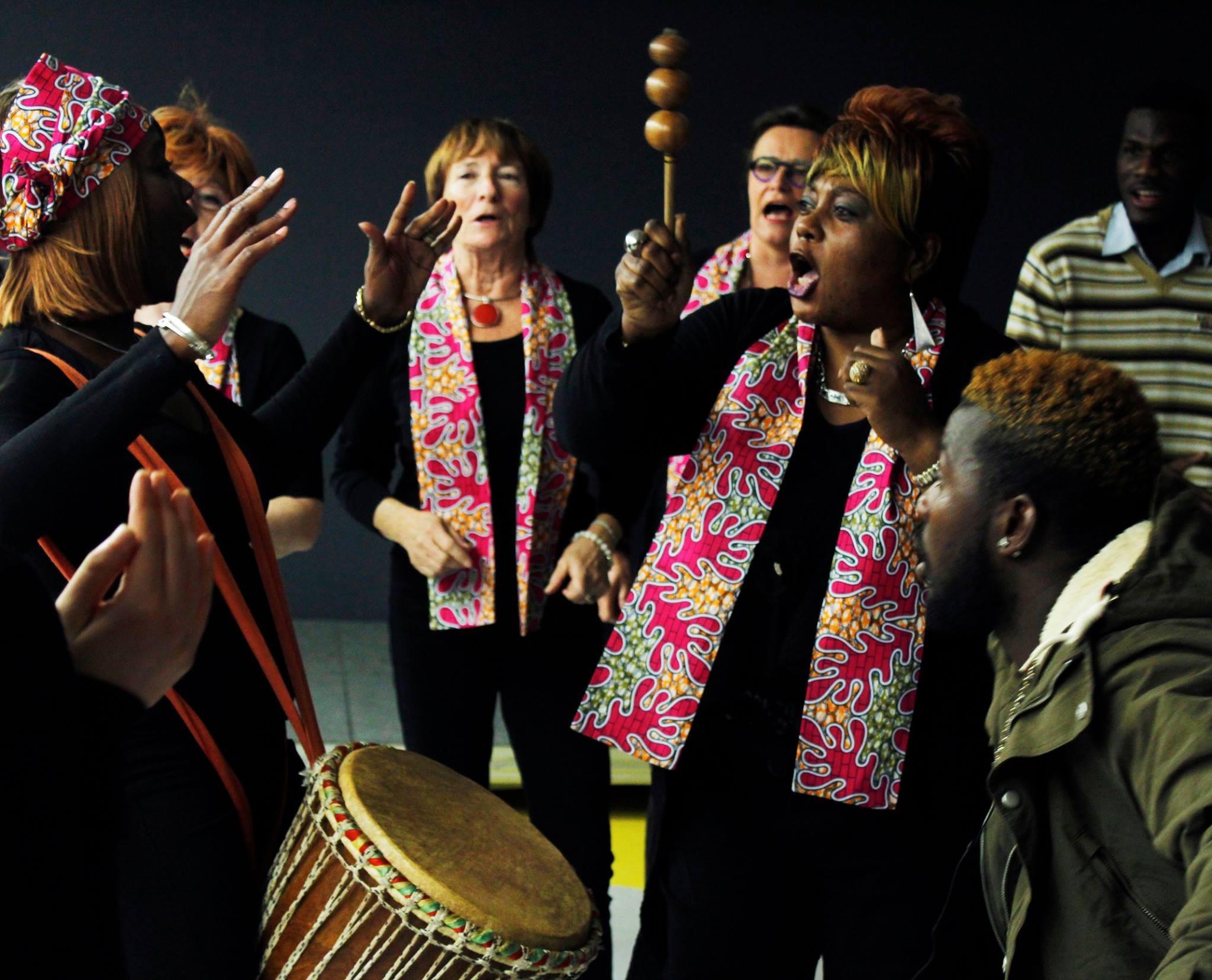 Chorale Bana Mboka
