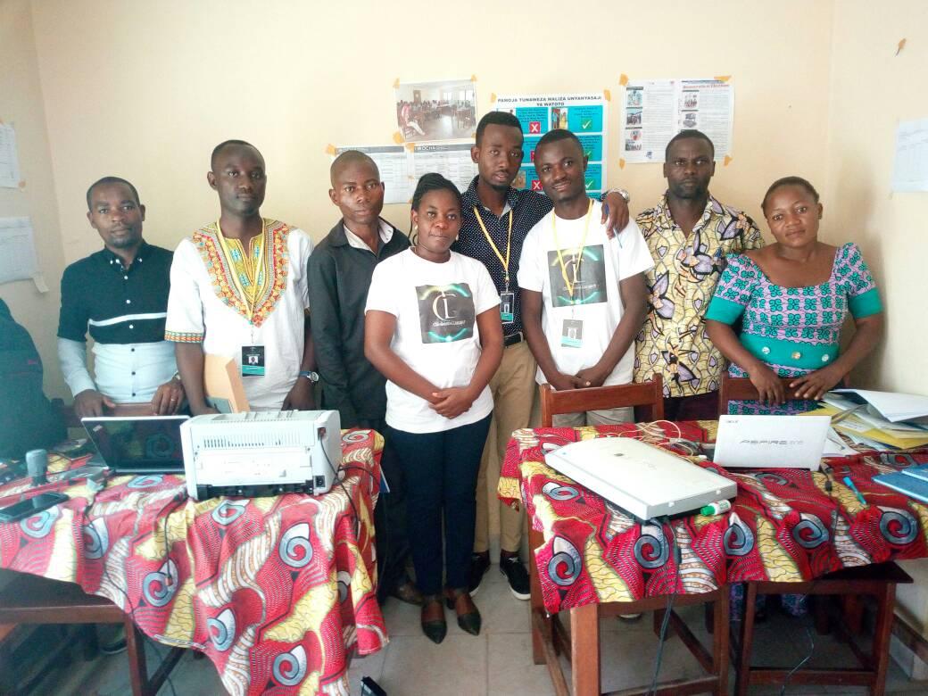 RDC-Uvira : L'association Génération Lumière S'engage Dans La Lutte Contre La Dégradation De L'environnement.