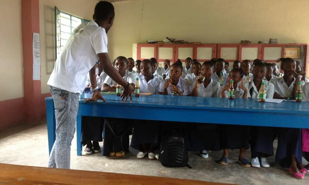 Salle De Classe à Uvira